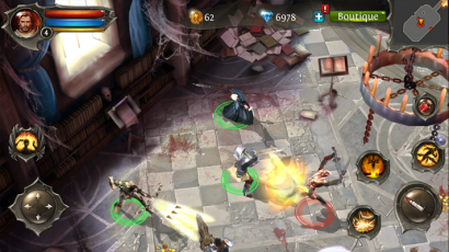 Dungeon hunter 5 pc gratuit télécharger
